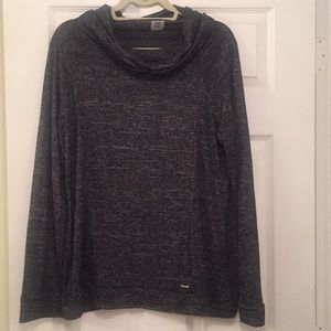 Hello Mello cowl neck long sleeve NWOT